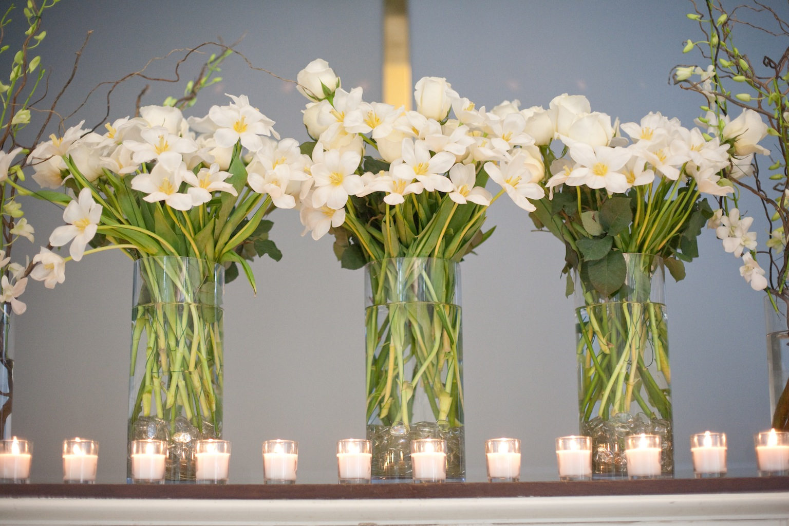 Floral Arrangements Wedding Flowers By Lisa Ferguson