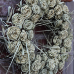 Palmetto Rose Wreath 3