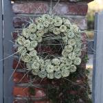 Palmetto Rose Wreath 4
